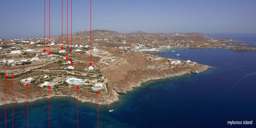 Thumbnail for G&A EVRIPIOTIS Seaside Projects in the Cyclades
